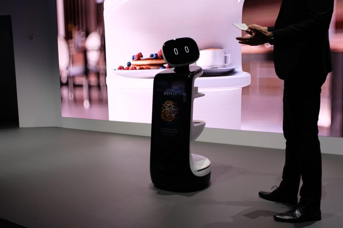 Samsung robot CES 2019