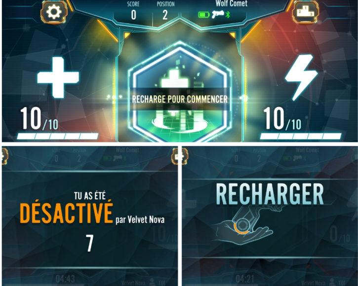mode combat multi-joueurs