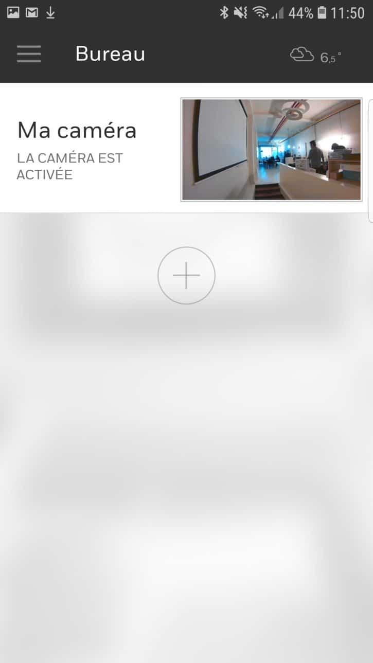 TEST] Honeywell C2 : Une caméra connectée qui vous comprend