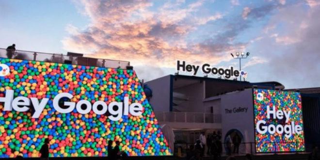 Google annonces CES 2019