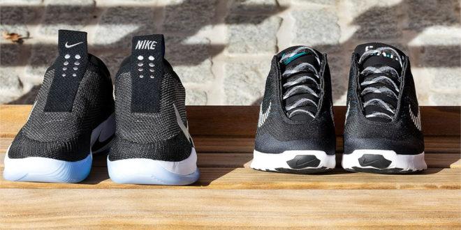 Nike Adapt BB : des baskets connectées auto-laçantes à 350 dollars