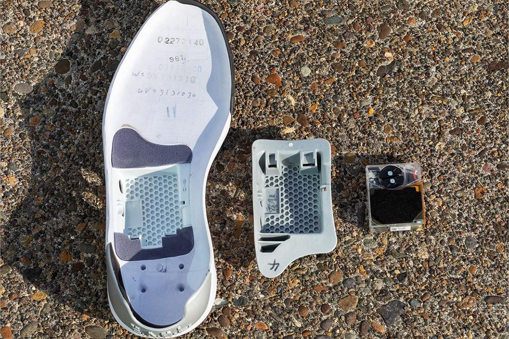 Nike Adapt BB baskets connectées autolaçantes