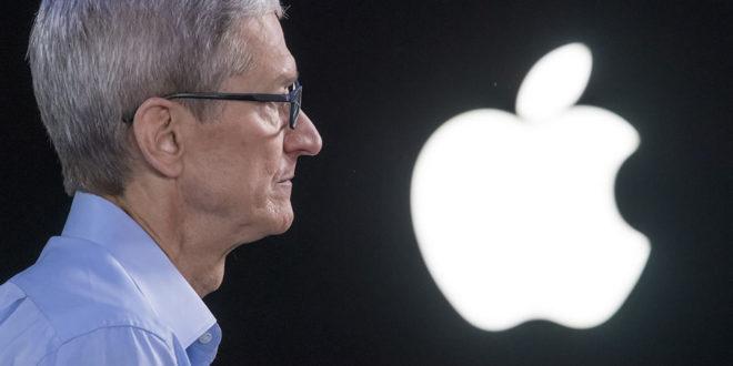 Nouveaux services Apple 2019 Tim Cook