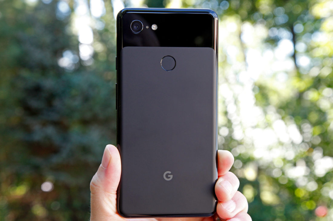 « photophones » Android Pixel 3 XL