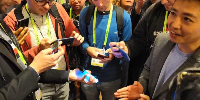 royole flexpai smartphone pliable ces 2019