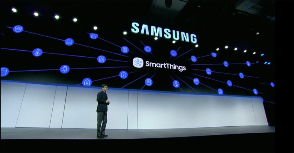Samsung CES 2019 annonces