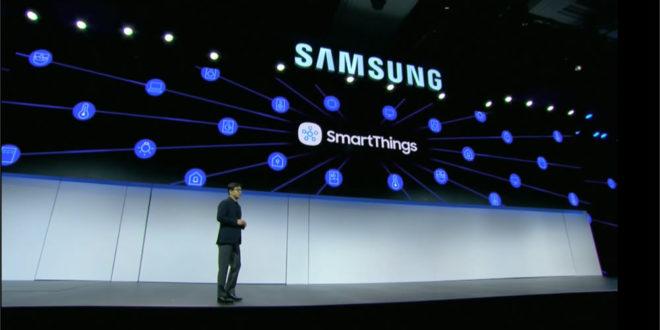 Samsung CES 2019 maison connectée