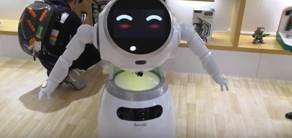 top robots ces 2019