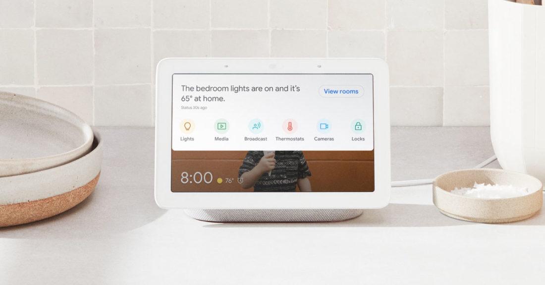 Nest Google Assistant