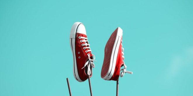 Prototype de chaussures connectées Google