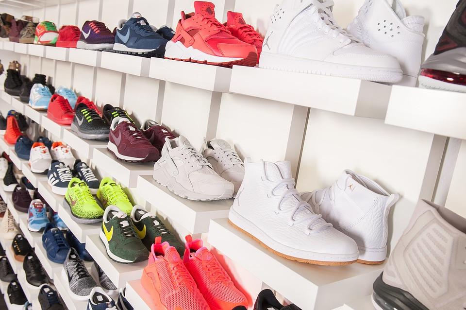Chaussures connectées Google