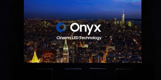 Onyx de Samsung, l'écran qui va révolutionner les salles de cinéma