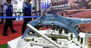 Drones tueurs intelligence artificielle missile AK-47 Kalachnicov