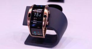 Nubia Alpha smartphone montre bracelet
