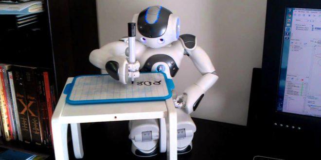 Robot devoirs