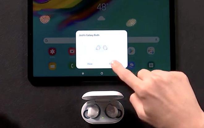 Nouveaux wearables Samsung Galaxy