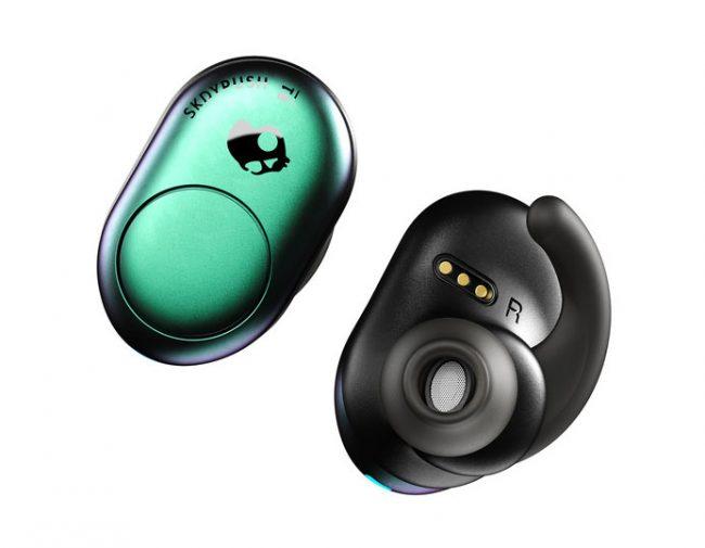 Skullcandy Push les premiers écouteurs sans fil de la marque