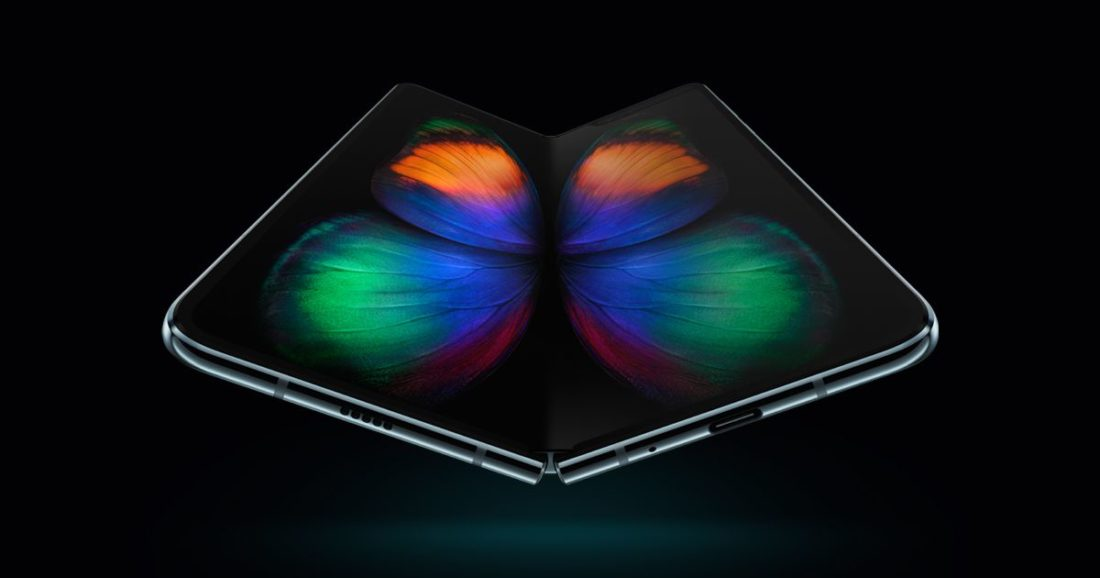 Smartphones à écran pliable comparatif Galaxy Fold Mate X
