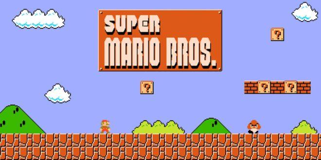 Une copie rare de Super Mario pour la NES vendue plus de 100 000 dollars
