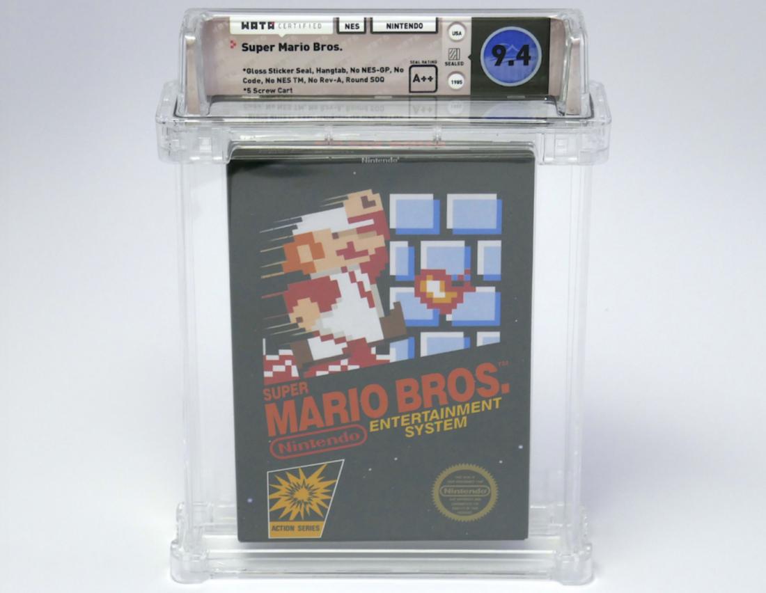 Super Mario NES