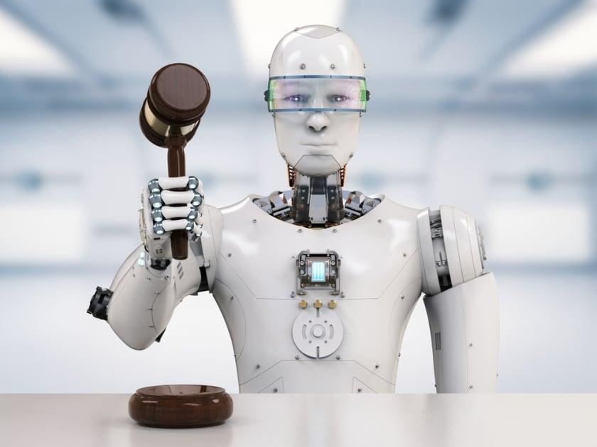 Estonie intelligence artificielle justice