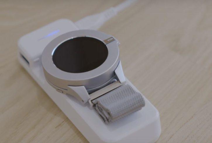La montre connectée Voixatch.
