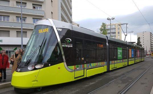 Badge connecté Saint-Etienne