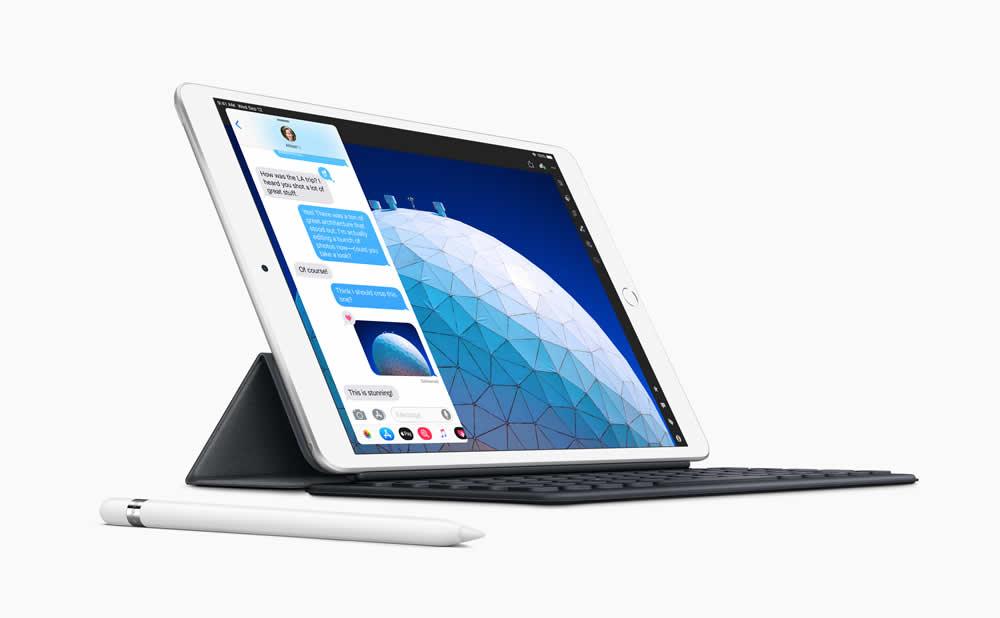 iPad Air nouveau Apple