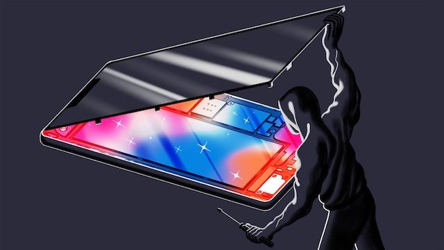 iphone prototype volé