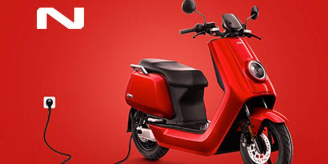 Niu U-Pro scooter électrique