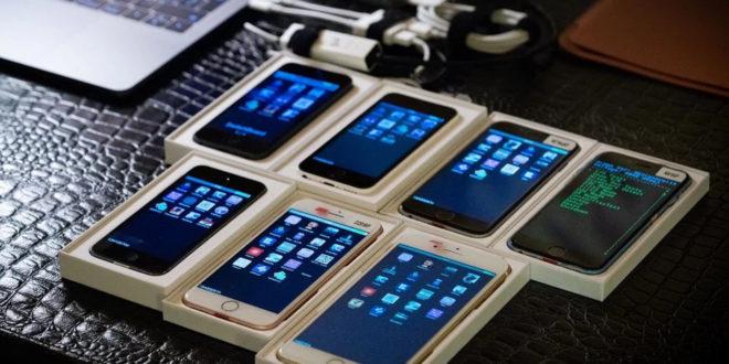 prototype iphone volés apple