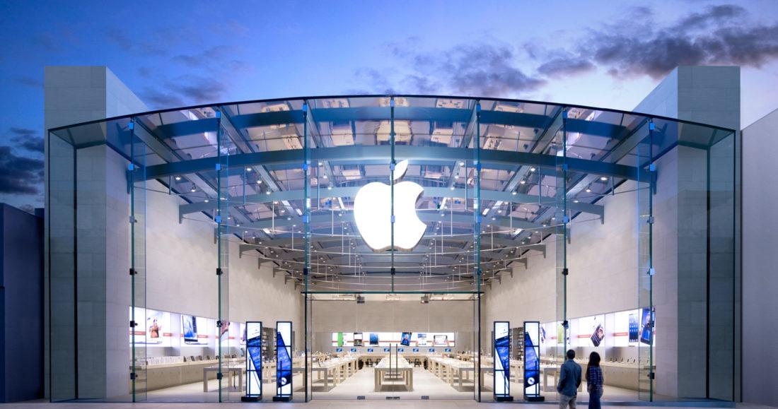 Services Apple gains