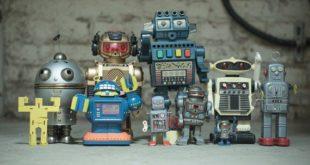 Top des robots