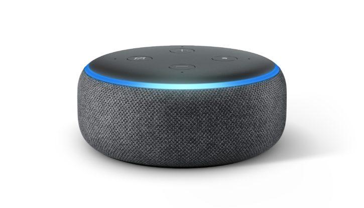 Amazon Echo Dot en vente flash sur Amazon