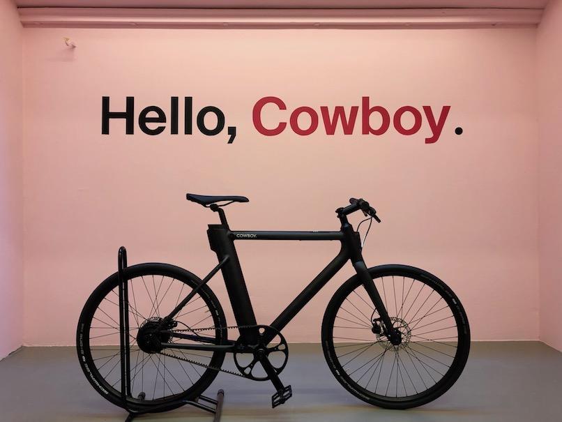 Cowboy vélo électrique belge