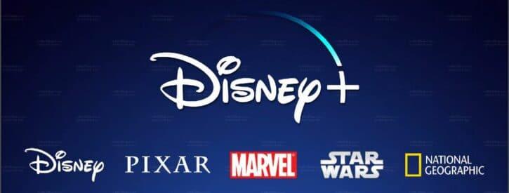 Le contenu de Disney+