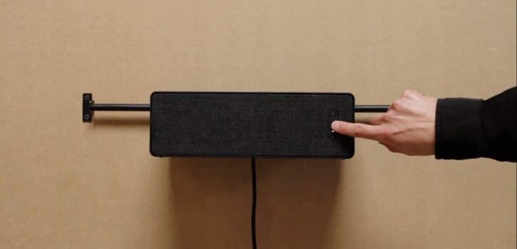 Enceinte connectée et étagère par Ikea Sonos Symfonisk