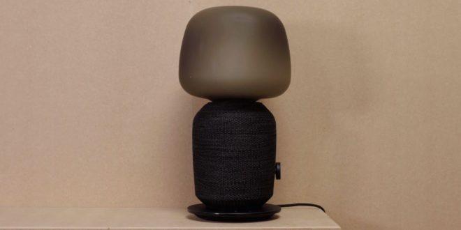 Enceinte connectée et lampe par Ikea Sonos Symfonisk