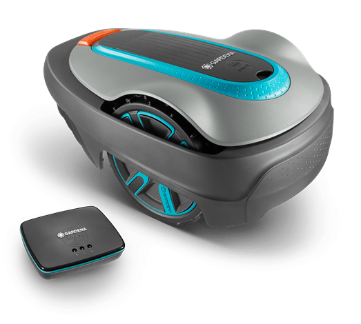 Robot tondeuse Gardena Smart Sileno City 500