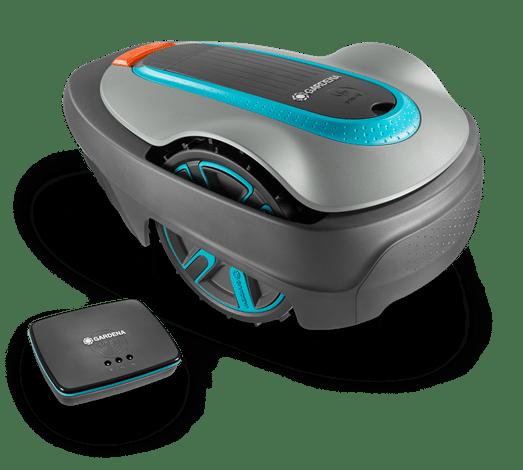 Robot tondeuse Gardena Smart Sileno City 500