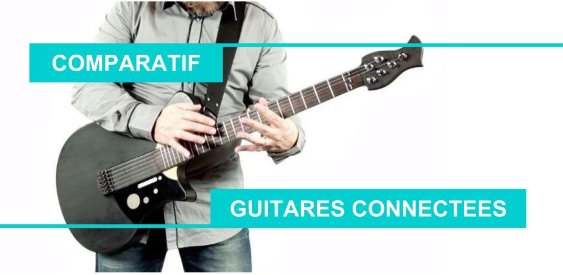 Guitare connectée Sensus