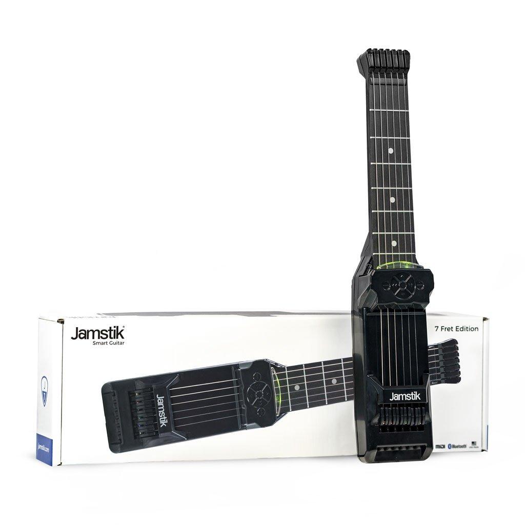 Guitare connectée Jamstik 7 Noire