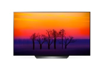 LG OLED65B8 smart tv