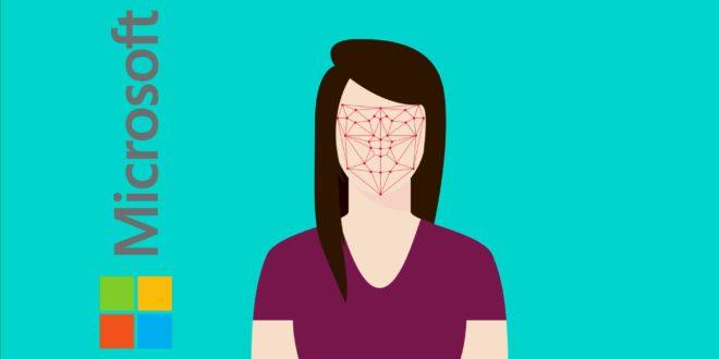 Microsoft et reconnaissance faciale