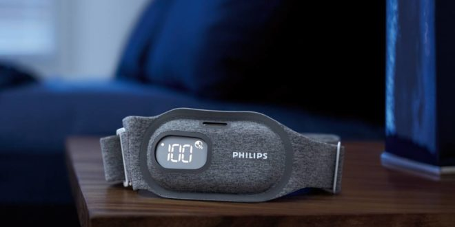 SmartSleep Snoring Relief Band de Philips