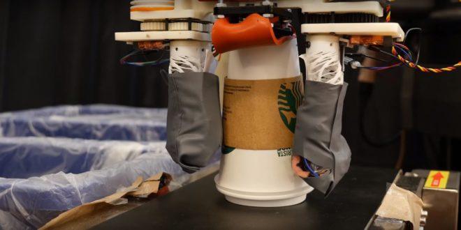 RoCycle, le robot recycleur du MIT