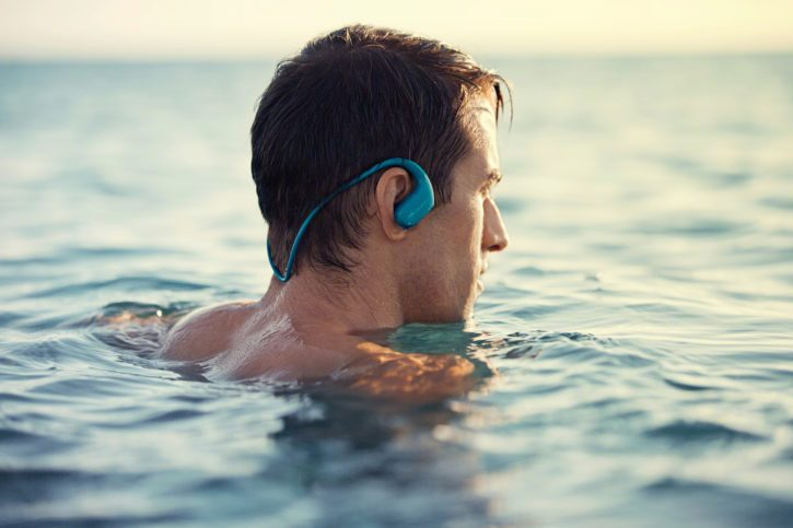 Top Des écouteurs Waterproof Pour Faire De La Natation