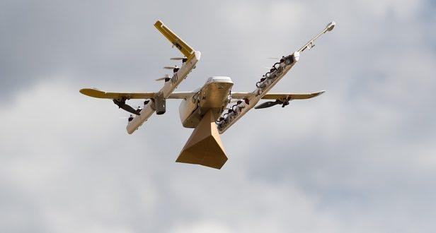 Drone livreur de Google