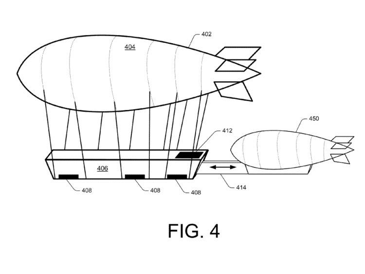 amazon ballons brevet