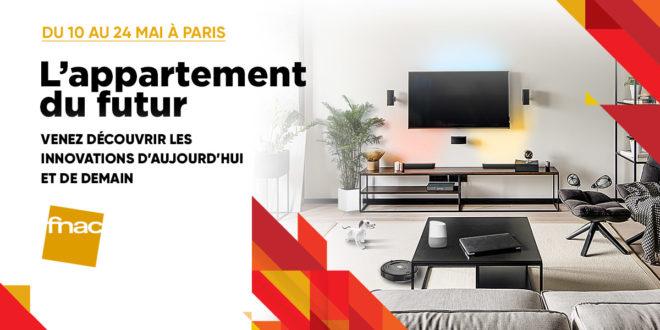 appartement du futur fnac